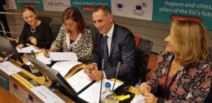 Semaine européenne des régions : La Corse, les Baléares, la Sardaigne et Gozo mettent la pression sur l'insularité