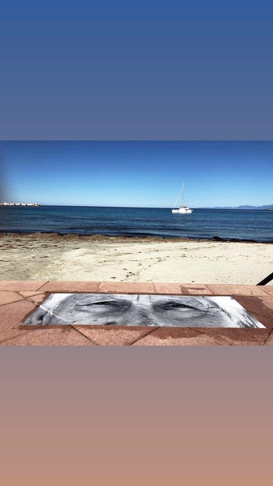 Sur la Promenade A Marinella