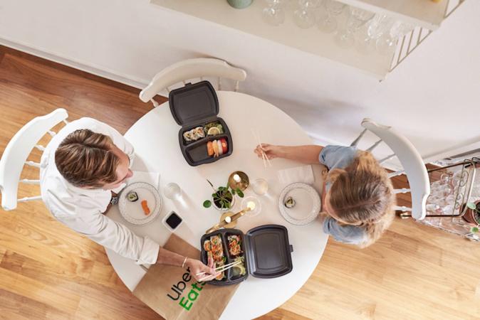 Ajaccio : Uber Eats livrera à domicile pour 15 restaurants partenaires