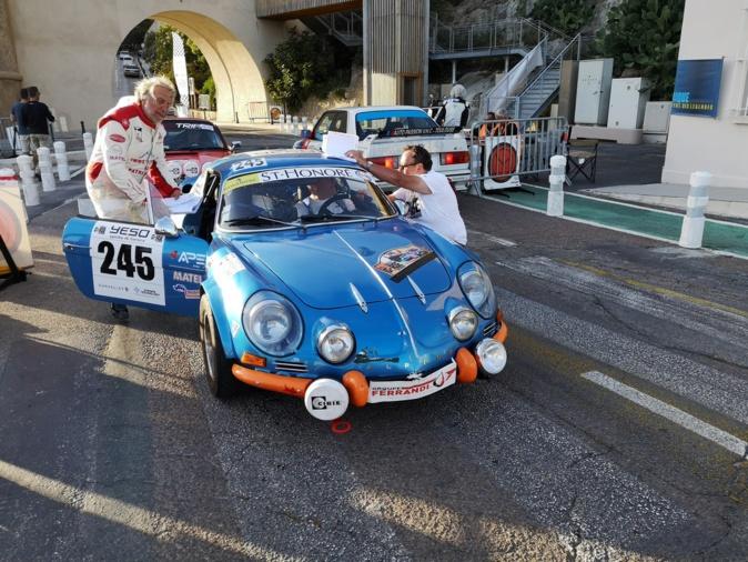 Le rallye Tour de Corse historique fait étape à Calvi