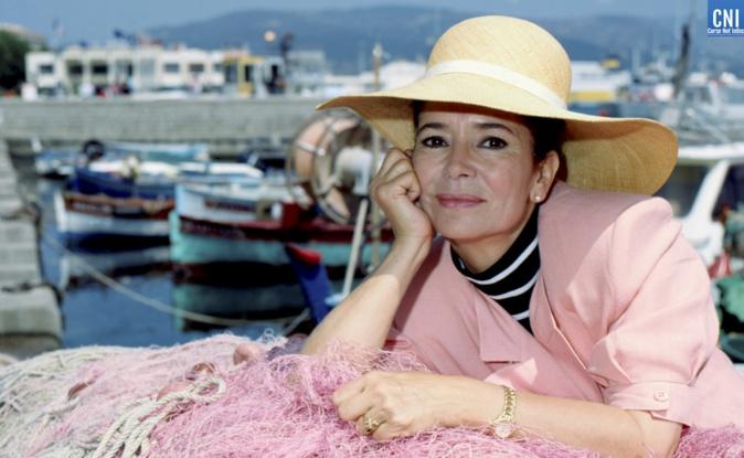 Marie-Josée Nat n'est plus : elle aimait la Corse et plus particulièrement Calvi