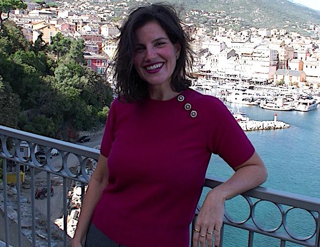 Jézebel Marques a présenté à Arte Mare son tout premier film en tant que réalisatrice