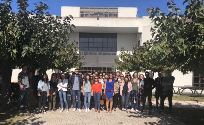 « Erasmusdays »  au CSJC de Corse : jeunes, acteurs régionaux et projets européens
