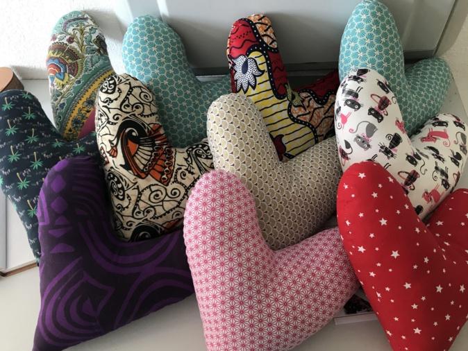 Cancer du sein : le joli geste des couturières d'Ollioules à la Marie-Do Balagne