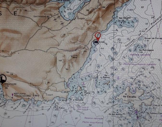 Navigation et activités nautiques interdites autour du cargo échoué à Bonifacio