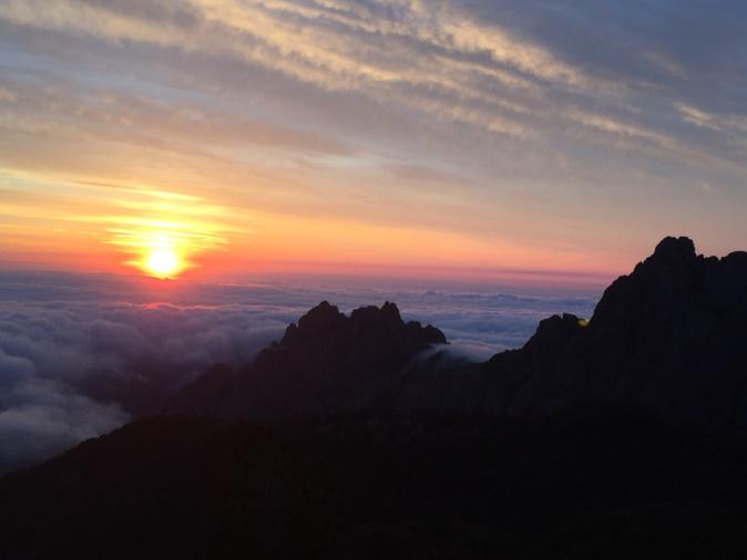 Météo : Temps agité cette semaine en Corse