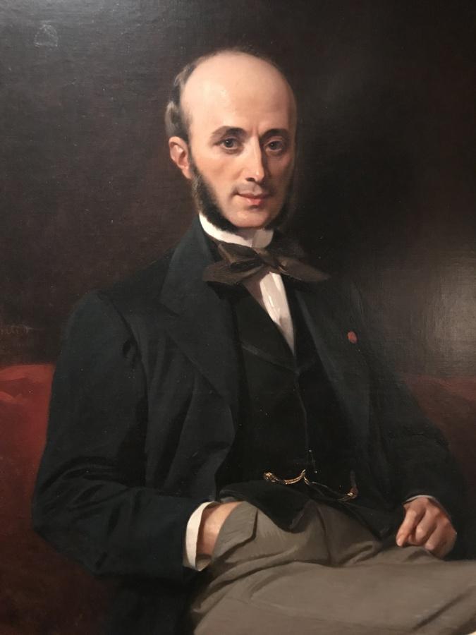 Le comte Vincent Benedetti