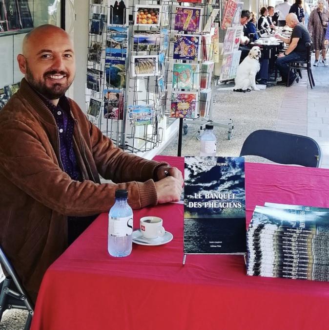 Le Banquet des Phéaciens : le premier roman de Denis Filippi