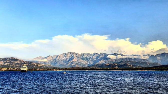 La photo du jour : Montegrossu entre mer et montagne
