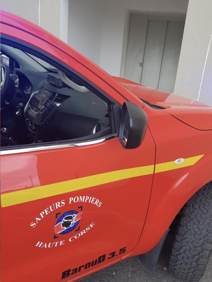 Trois blessés dans un accident de la route à Sorbo-Ocagnano