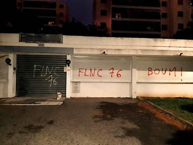 Ville-di-Pietrabugno  : le FLNC 76 menace la trésorerie du Cap Corse