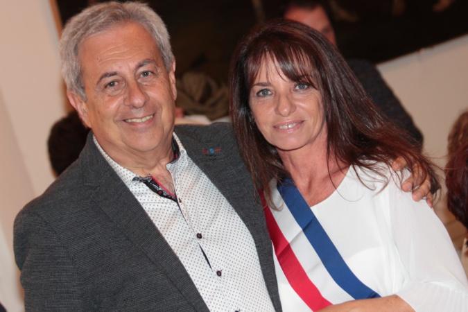 Ange Santini a remis l'écharpe de (e adjointe à Hélène Astolfi