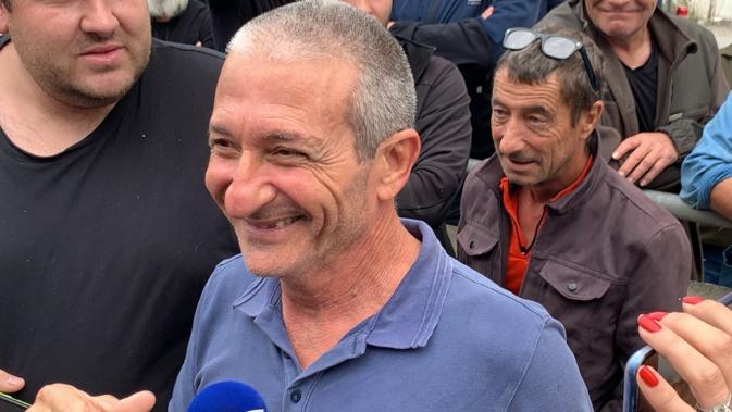 VIDEO - Crise agricole : Joseph Colombani remis en liberté