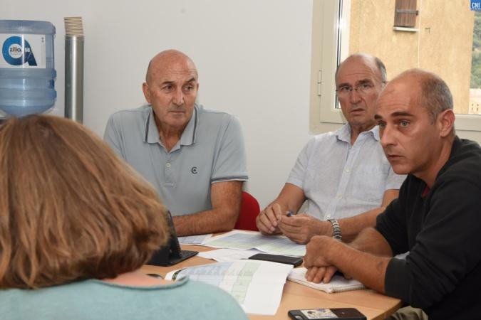 DDmarche de l'intercommunalité de Lisula : l'heure du premier bilan