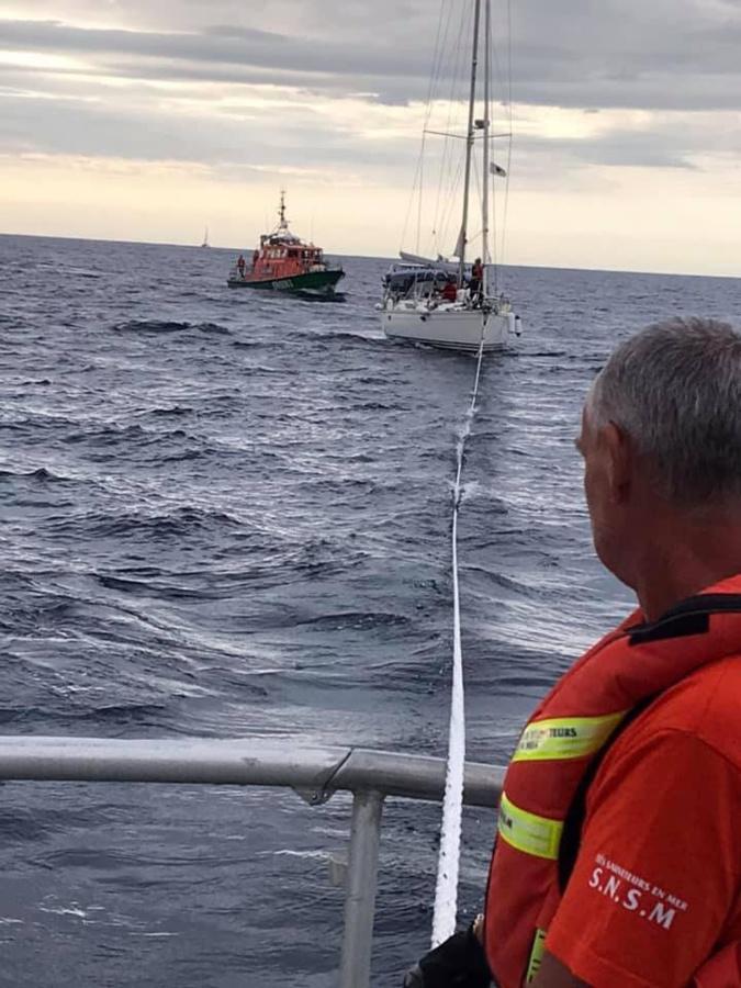 Plusieurs opérations de secours pour la SNSM de Propriano