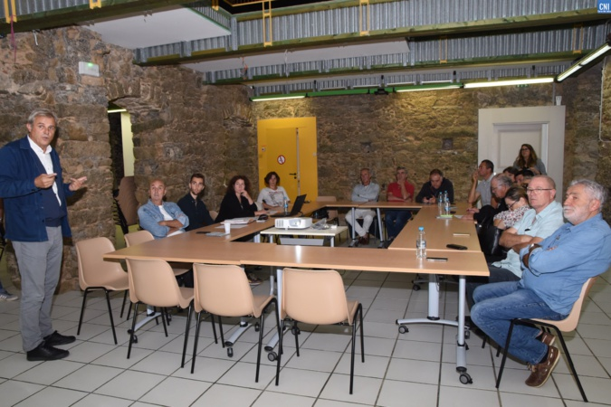 PETR de Balagne : les maires planchent sur le contrat de transition écologique