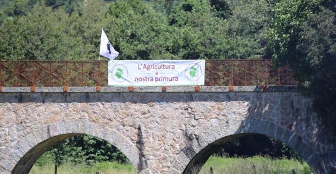 Crise des agriculteurs : A Mossa Paisana n'est pas à Paris