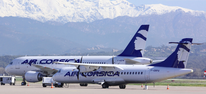 Air Corsica obtient le renouvellement de sa certification IOSA