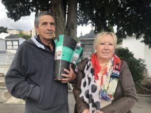 André 75 ans et sa femme Martine 64 ans