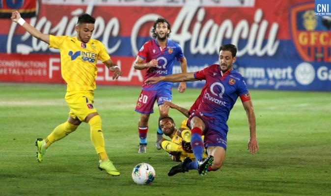 Lyon-Duchère domine le GFCA à Mezzavia (1-3)