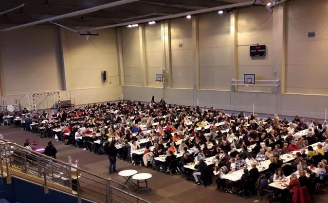 500 personnes à Calvi pour le loto de  «Nos amis à quatre pattes»