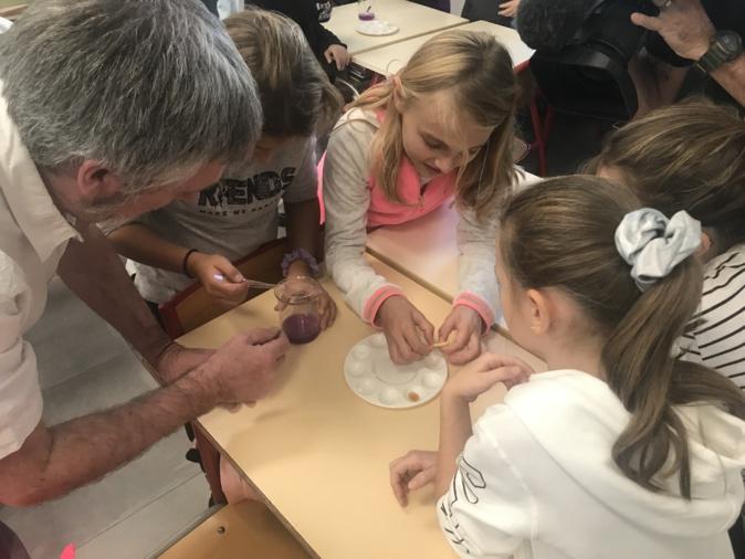 Ville-di-Pietrabugno  : Les écoliers apprennent l'anglais d'une nouvelle façon