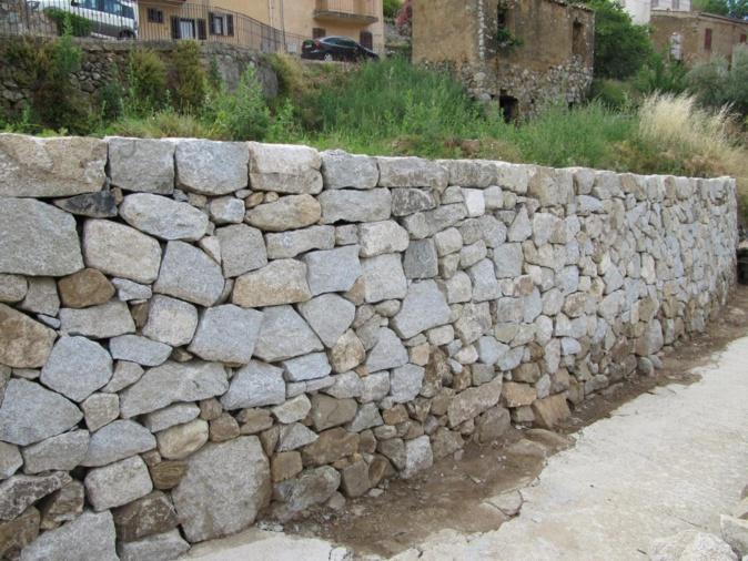 """Formation """"prescripteurs ouvrages en pierre sèche"""" à Santa-Réparata-di-Balagna"""