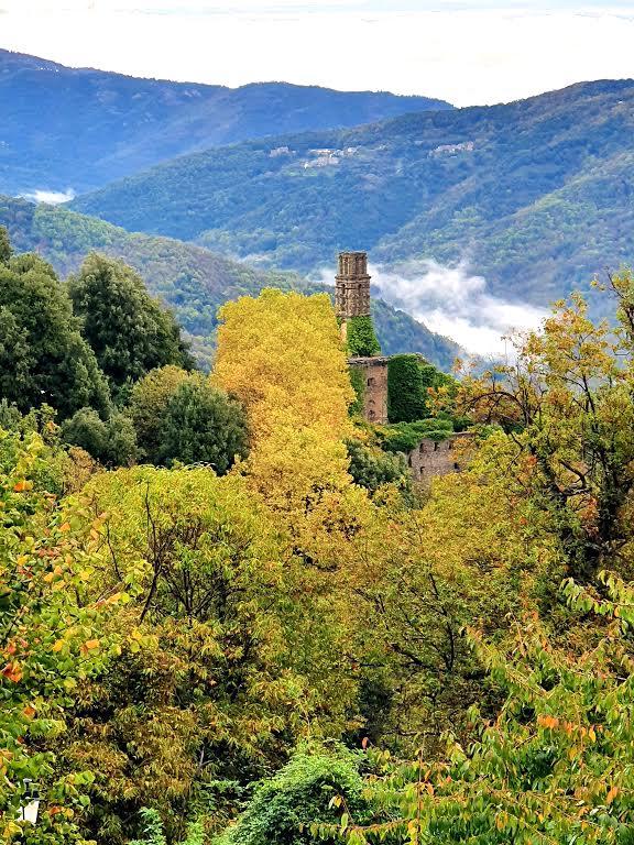 La photo du jour : le beau couvent de Piedicroce