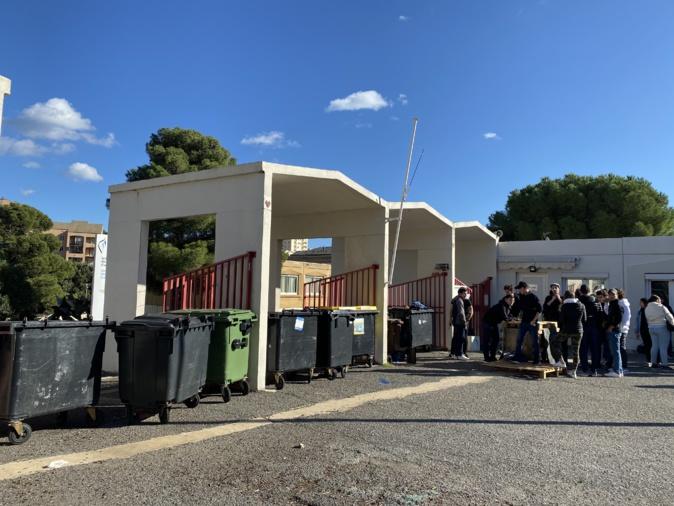 Des lycéens bloquent partiellement 7 établissements corses