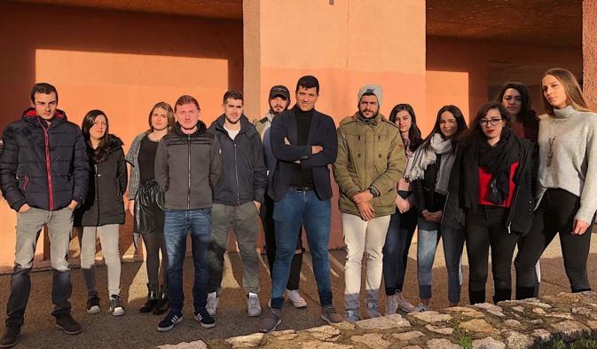L'association Giranduloni s'est déjà rendue en début d'année au salon Golositalia de Brescia