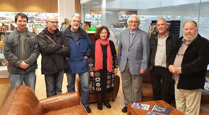 Québec : La poésie corse sera présente au festival de Trois-Rivières