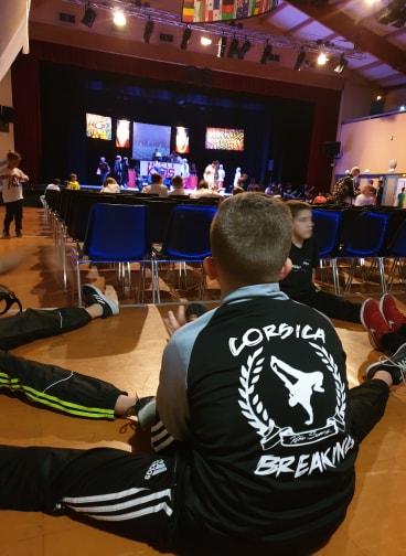 Lucciana : le Corsica Breaking Crew s'illustre aux Pennes Mirabeau