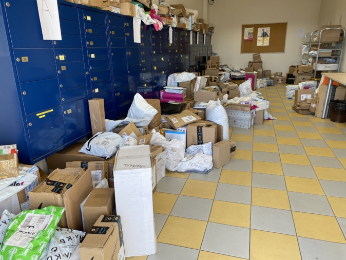 La Poste Bastia Cap : la grève continue