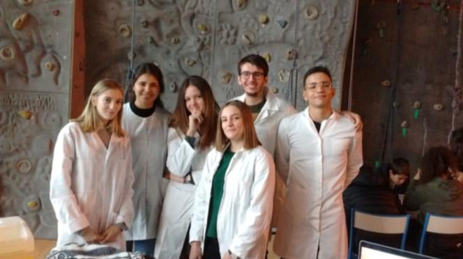 """Une Fête pour """"Raconter la Science et imaginer l'avenir"""" à l'Université de Corse"""