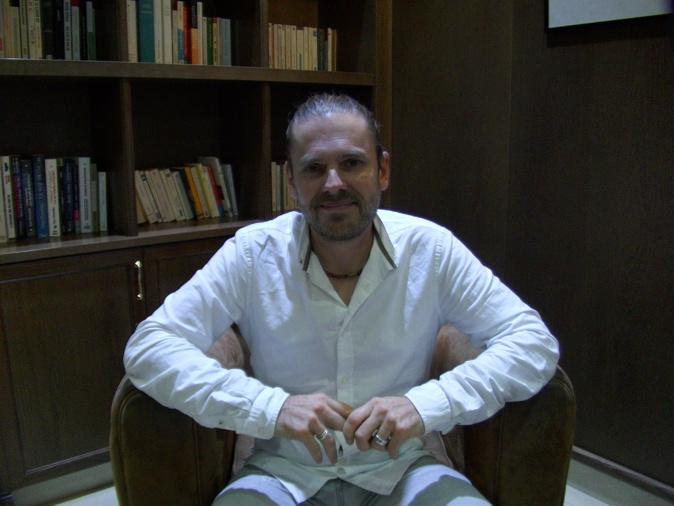 VIDEO - Bastia : le « Cri pour la terre » de Guillaume Corpard