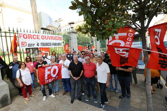 """""""On ne lâche rien !"""" : Les syndicats des Finances Publiques appellent à la grève ce 14 novembre"""