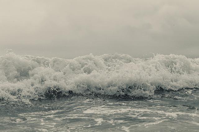 Des vagues de presque 3 mètres attendues cette nuit :  la Corse du Sud en vigilance jaune