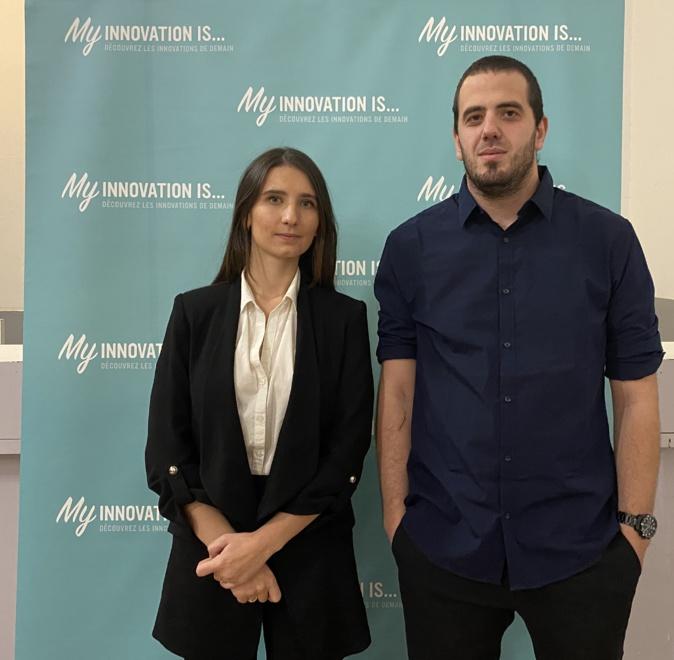 Karina Meerpoel Pietri et Nicolas Poiron-Guidoni
