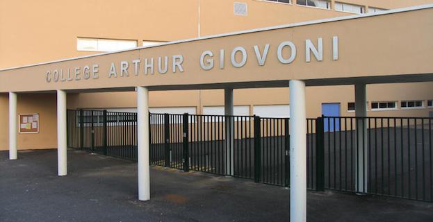 Le collège Giovoni d'Ajaccio évacué suite à une rupture de canalisation
