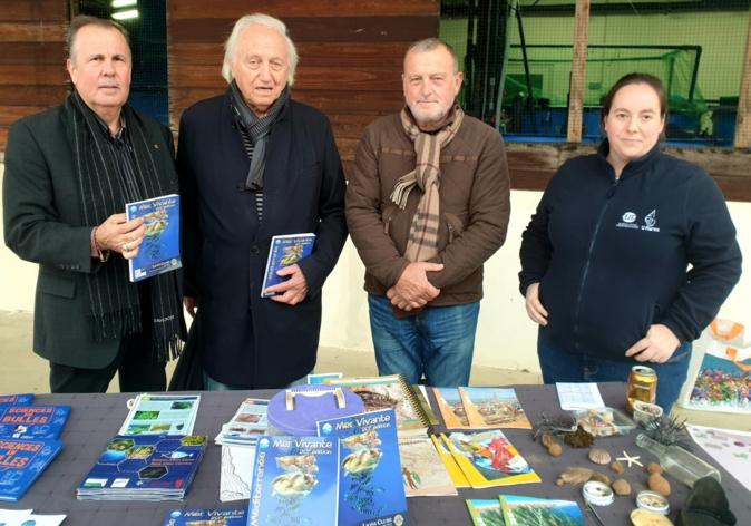 """Le CPIE - U Marinu présente la 20ème édition de """"Méditerranée Mer vivante"""""""