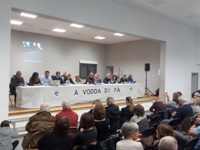 """Guy Profizi tête de liste de """"A Vodda di fà"""" pour les municipales à Conca"""