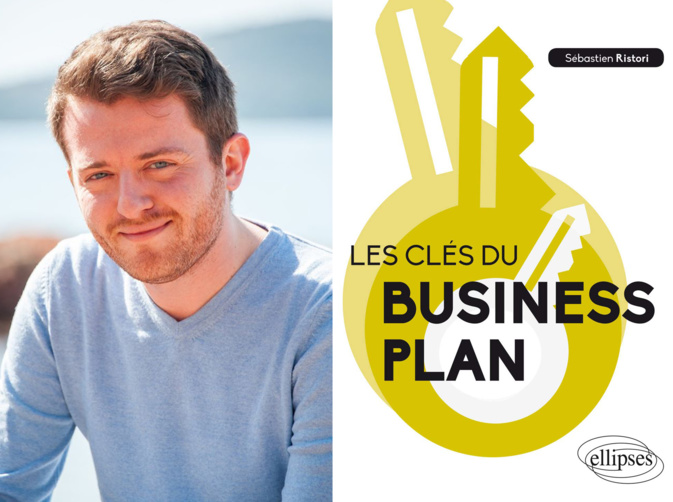 Sébastien Ristori donne « Les clés du business plan »