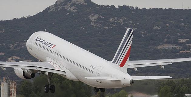 Air France : Des vols à petits prix au départ de Corse