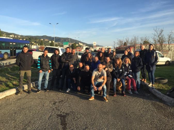 Bastia : la CGT de la Poste garde le Cap ….
