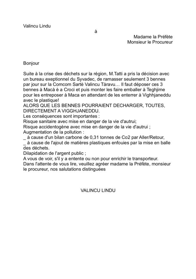 """""""Votre silence devient assourdissant"""" : Le collectif Valincu Lindu interpelle les élus"""