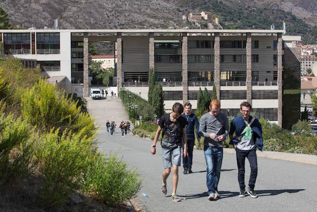 (Photos Raphaël Poletti Università di Corsica)