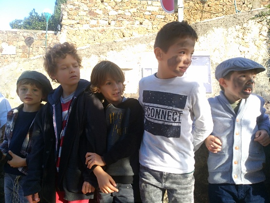 A racolta hè stata generosa pè a Sant'Andria in Belgudè