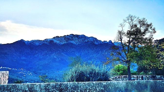 Le Montegrossu vu de Montemaggiore (Eric Frulani)