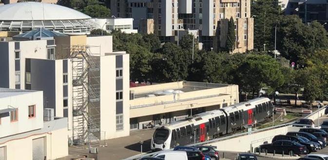 Gare de Bastia  : le dépôt de maintenance des CFC sera transféré à Casamozza