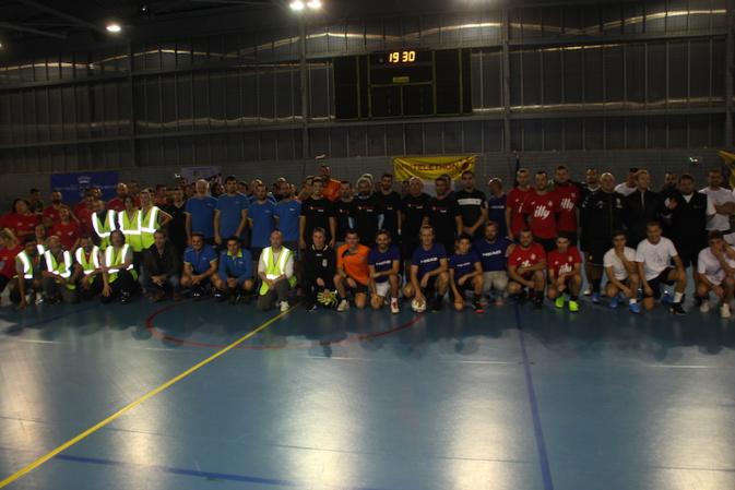 Porto-Vecchio : Le Futsal  a joué au profit du Téléthon